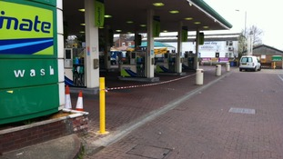 Aylesbury fuel station