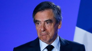 French presidential election: Francois Fillon refuses to withdraw amid corruption allegations