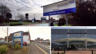 Hospital bosses have admitted to having a 'patient-flow' issue in A&E