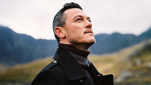 Actor Luke Evans joins new campaign to promote Wales