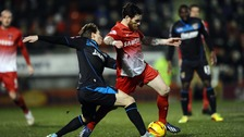Leyton Orient future in doubt as club is handed winding up order