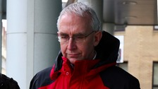 Peter Low the vicar accused of possessing indecent images of children