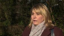 Corrie McKeague's mum Nicola Urquhart