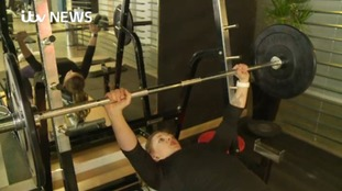 Girl in coma after crash survives and becomes successful powerlifter