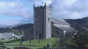 Hawkshead's historic parish church