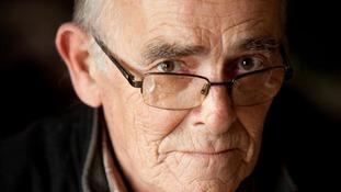 CU elderly man