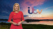 Wales Weather: Windy overnight with rain and hill snow