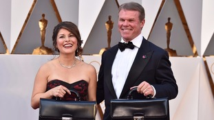Best Picture error: PwC pair 'will not work at Oscars again'