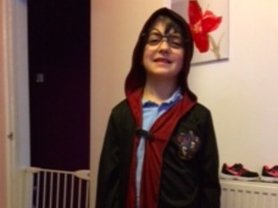 Frazer Short as Harry Potter
