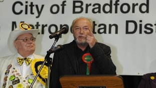 George Galloway was victorious in the Bradford by-election.