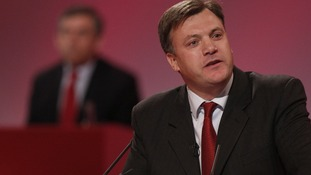 Ed Balls has previously Tweeted about his baking efforts.