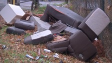 It cost councils in the Anglia region nearly £8million last year clearing up dumped rubbish.