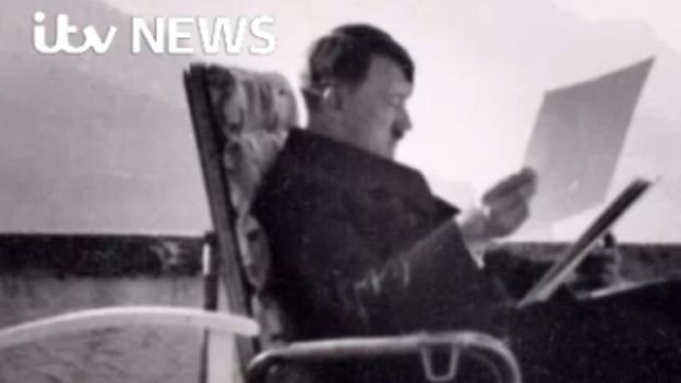 Rare Photos Of Hitler To Go Under The Hammer Meridian