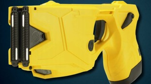 The new two-shot Taser X2