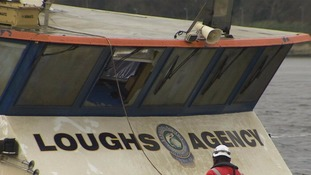 Loughs Agency vessel which mysteriously sunk is sold for scrap