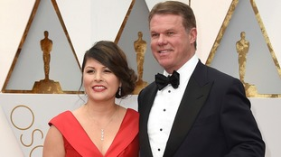 Oscars pair get bodyguards after 'receiving death threats'