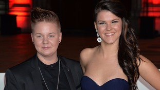 X Factor's Saara Aalto proposes to girlfriend on Twitter as same-sex marriage is legalised in Finland