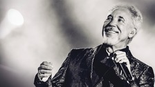 Sir Tom Jones will be performing at the Cartmel Races
