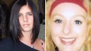 Halliwell murder victims Sian O'Callaghan and Becky Godden