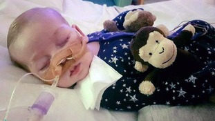 Seven-month-old Charlie Gard suffers from a rare genetic condition.