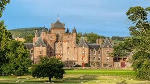 The historic Thirlestane Castle
