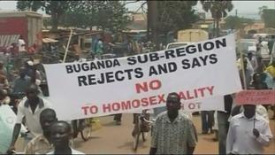 Uganda considers tougher anti-gay laws