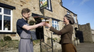 Cheers! Take a look inside the North Yorkshire community pub - named the best in Britain