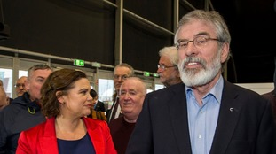 Sinn Fein has substantially cut the unionists' long-held  long-held, albeit symbolic, majority