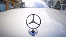 Mercedes is due to recall around a million vehicles worldwide