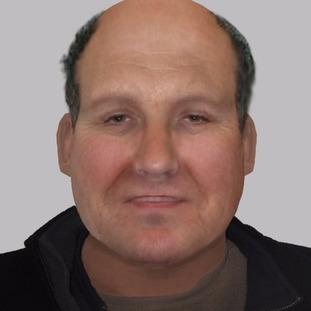 An e-fit of James Smith as he might look now