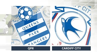 QPR V CARDIFF
