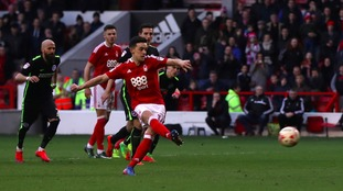 Championship round-up: Brighton lost at Forest