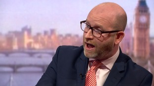 Paul Nuttall: 'Give me time to sort out this mess'