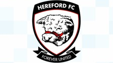 The match between Didcot Town and Hereford FC was abandoned on Saturday due to crown trouble