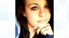 15-year-old Shawna was last seen at around 6.40pm in the Cabin Lane area of Oswestry.