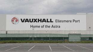 Ellesmere Port plant