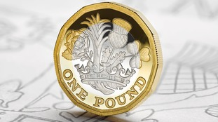 New 'counterfeit-proof' £1 coin goes on sale