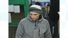 Police investigating Meltham burglary release CCTV images