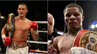 Walsh (left) and Davis (right) will fight later this year.