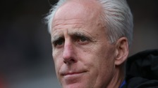Mick McCarthy wants Ipswich Town to challenge for promotion next season.