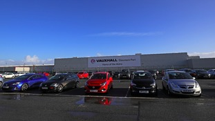 Vauxhall at Ellesmere Port