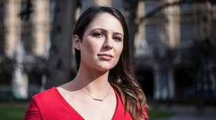 Nicola Thorp petitioned Parliament after she was sent home for refusing to wear heels.