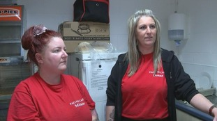 Fagan's Cafe relies on trade from Vauxhall workers