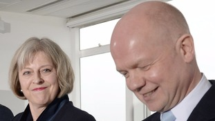 Lord Hague: Theresa May should call snap election