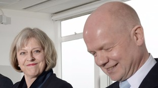 hague and may