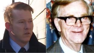 Stuart Jenkins has been found not guilty of murdering Arthur Brumhill