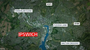 3 incidents in the Ipswich area. Police investigating if they are linked.