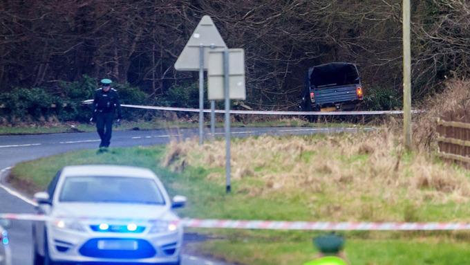Man In His 70s Killed In Coleraine Crash Utv Itv News