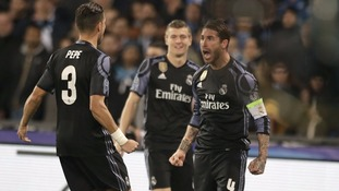 Champions League match report: Napoli 1-3 Real Madrid (Agg: 2-6)