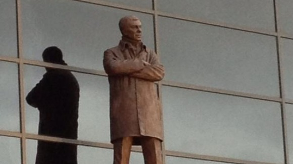 Sir Alex Ferguson statue